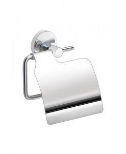 Държач за тоалетна хартия с капак GEDY FICUS FI25