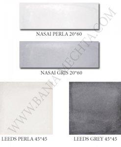 Плочки за баня NASAI PERLA