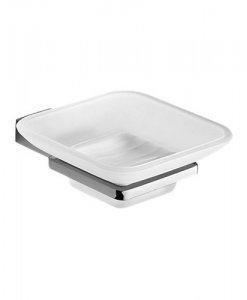 Поставка за сапун мат стъкло GEDY KANSAS 3811