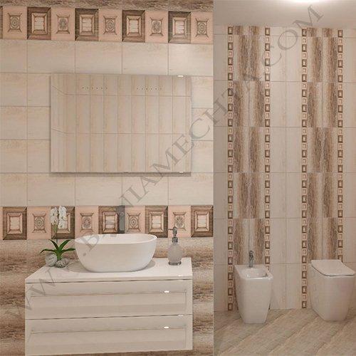 Плочки за баня с дървесен мотив TAMPERE