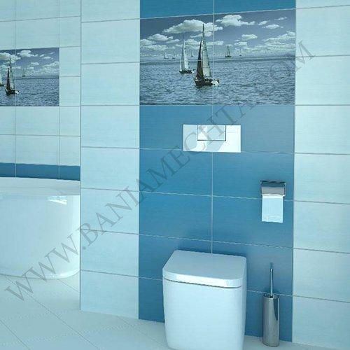 Плочки за баня DALI AZUL