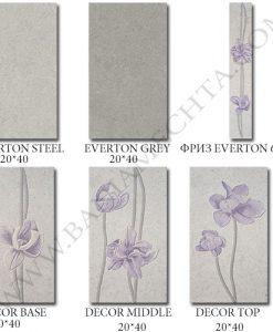 Плочки за баня EVERTON GREY