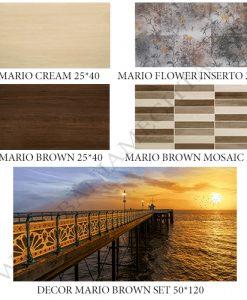 Плочки за баня MARIO BROWN