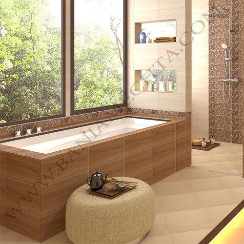 Плочки за баня OSTRAVA BEIGE
