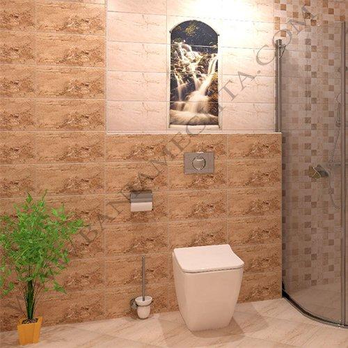Плочки за баня SEGOVIA BROWN