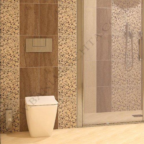 Плочки за баня VITO BROWN