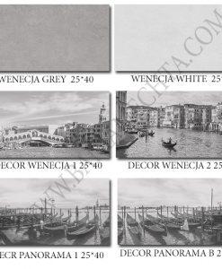 Плочки за баня WENECJA GREY