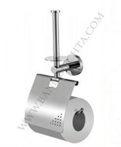 Поставка за тоалетна хартия двойна АЛБА 9051-1