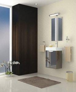 PVC шкаф за баня AR 740