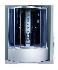 Хидромасажна душ кабина с парогенератор ЕВЕЛИНА 9425