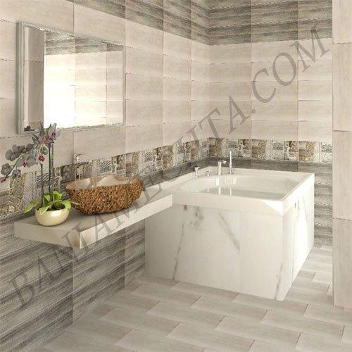 Плочки за баня серия ETIC GRAFITO