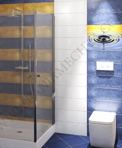 Плочки за баня MENORCA OCRE AND AZUL