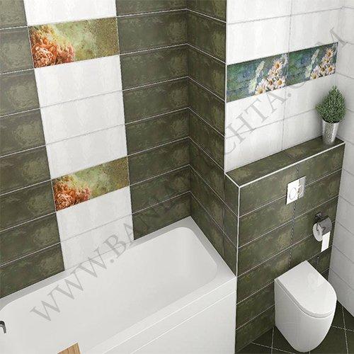 Плочки за баня MENORCA OLIVE