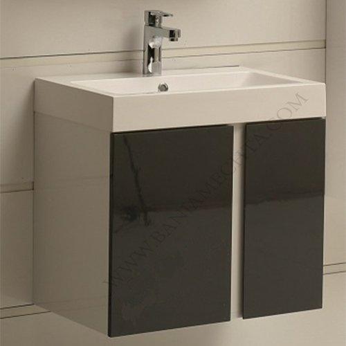 PVC шкаф за баня ICP6087 GREY