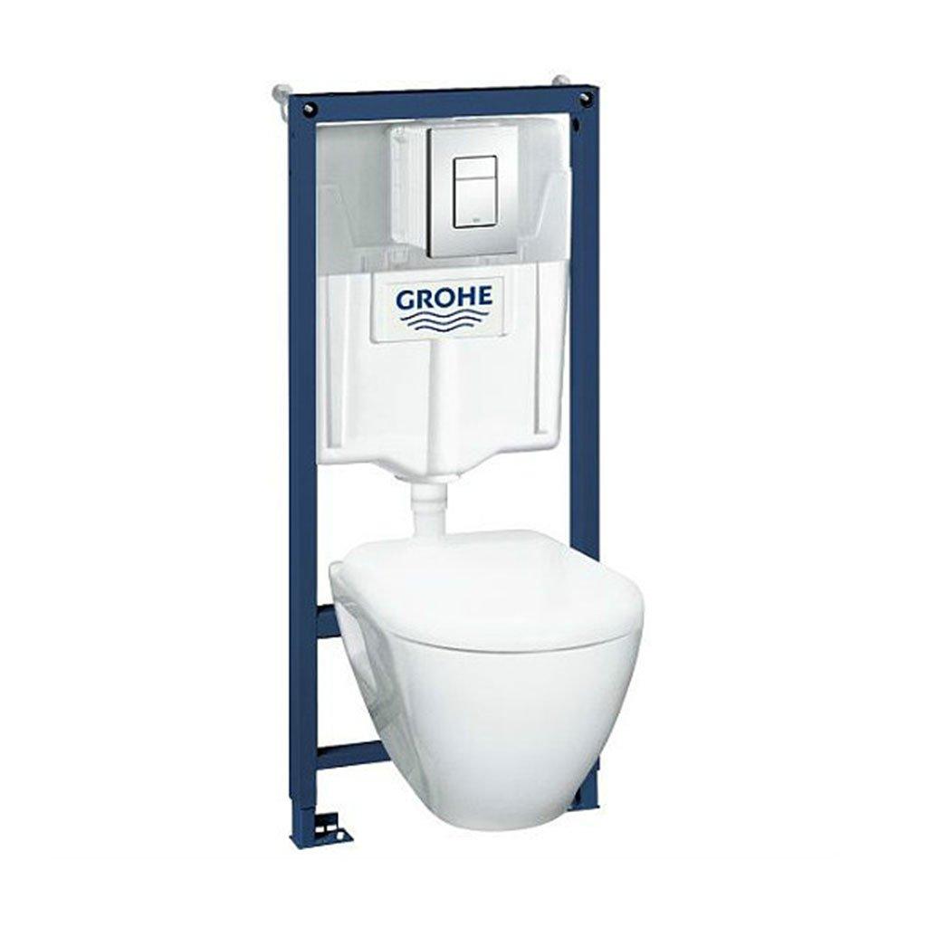 Промо комплект структура и окачена тоалетна GROHE SOLIDO 39186000