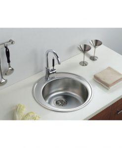 Кухненска мивка алпака модел ICK 4949