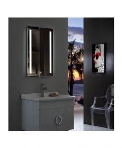 LED огледало за баня модел Стела