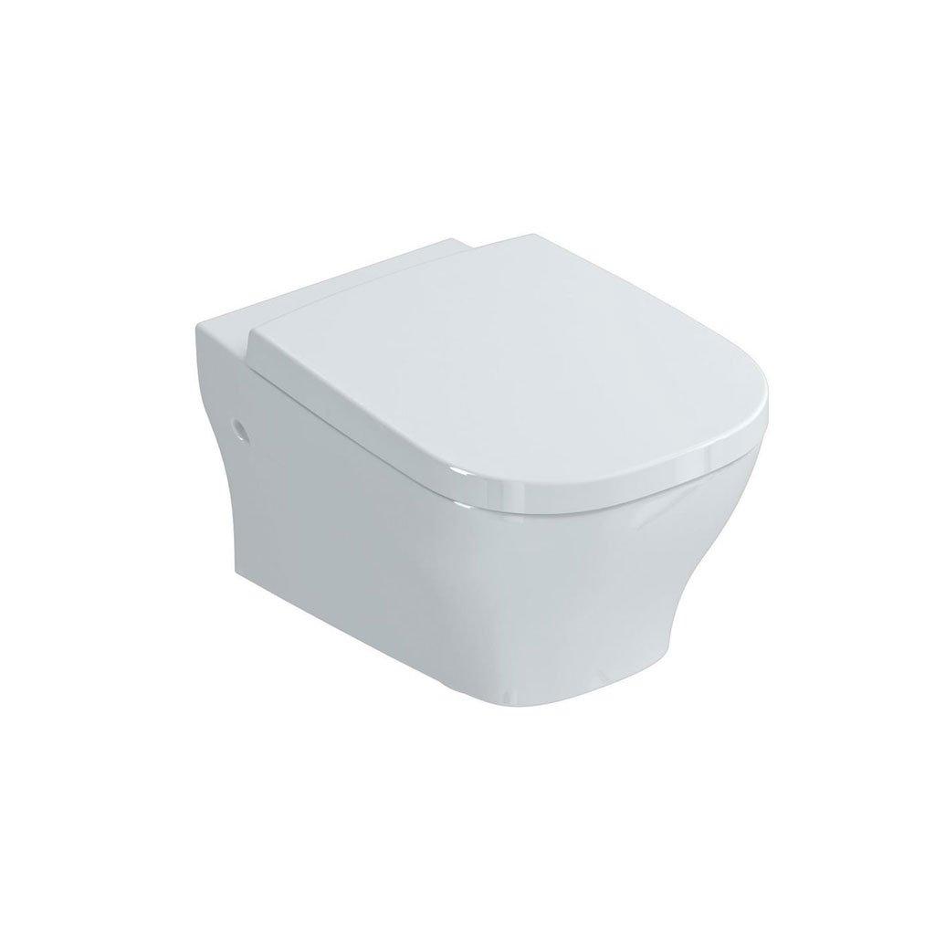 Конзолна тоалетна чиния Т319701 ACTIVE със забавен капак
