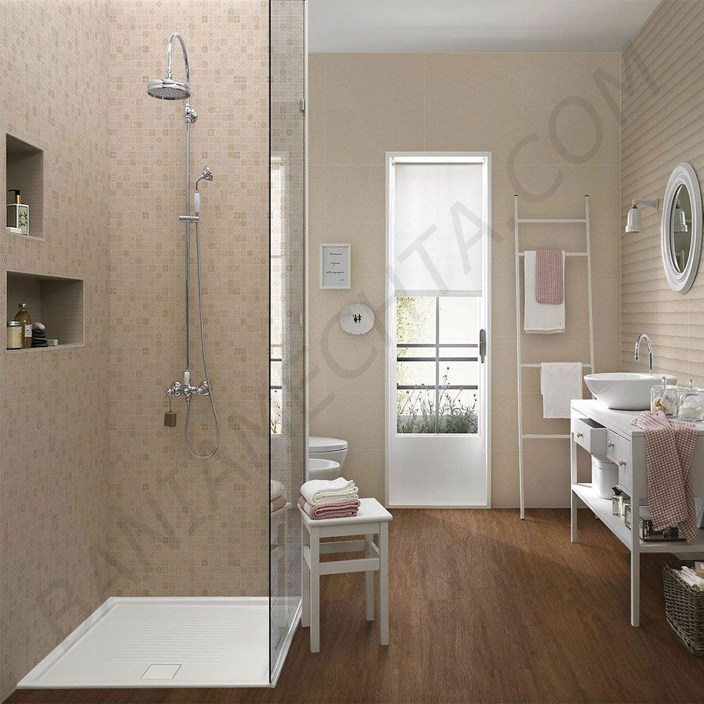 Плочки за баня модел VASARI CREAM