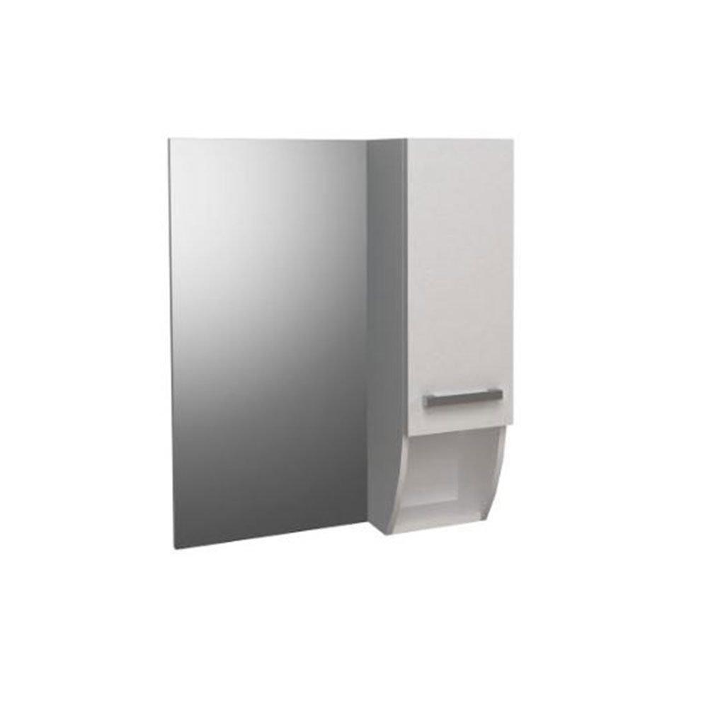 Горен шкаф с огледало ROUND 55