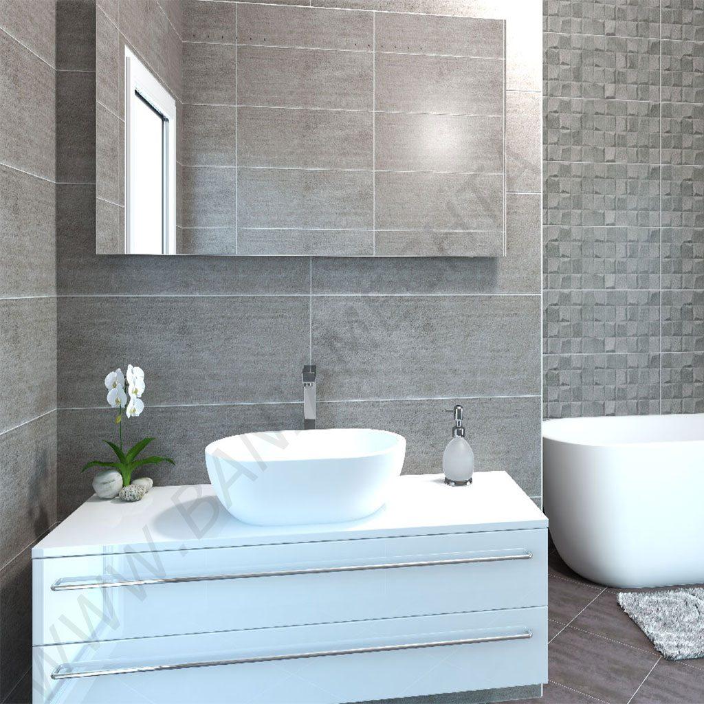 Плочки за баня MANCHESTER GRAFITO
