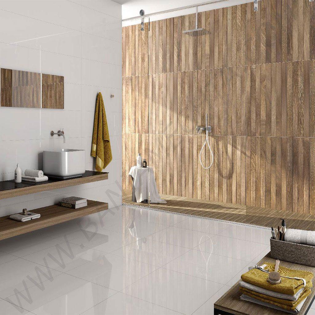 Плочки за баня TIMISOARA BLANCO