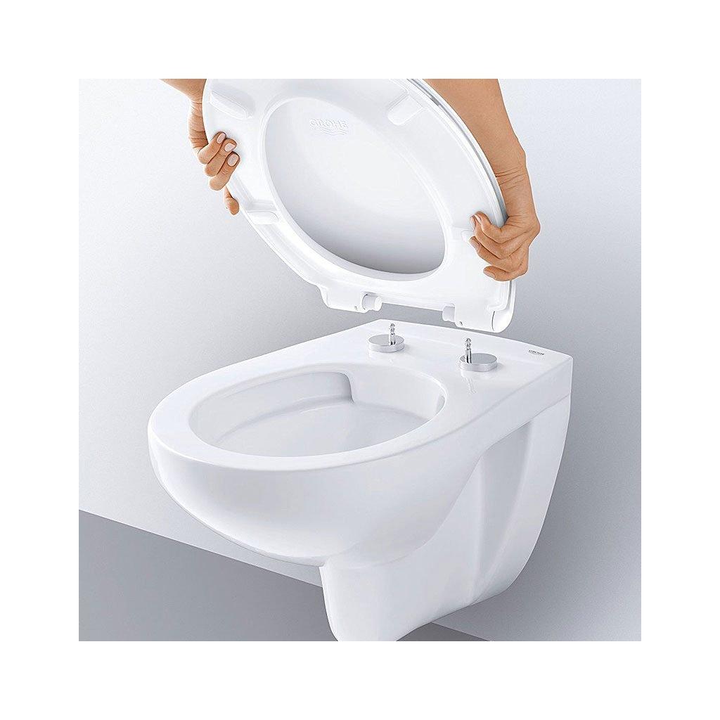Конзолна тоалетна RIMLESS GROHE 39427000