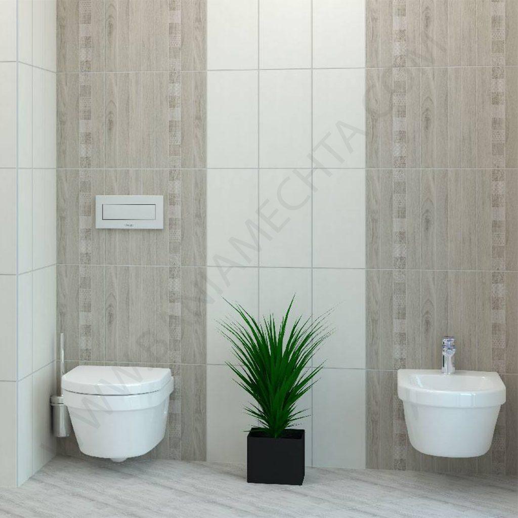 Плочки за баня модел VERA GREY