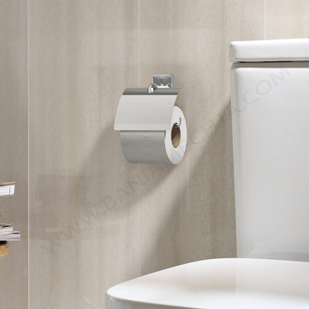 Държач за тоалетна хартия с капак ROCA VICTORIA A816662001