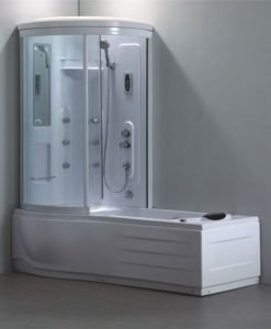Хидромасажна вана с душ кабина Валия ICSH 8020