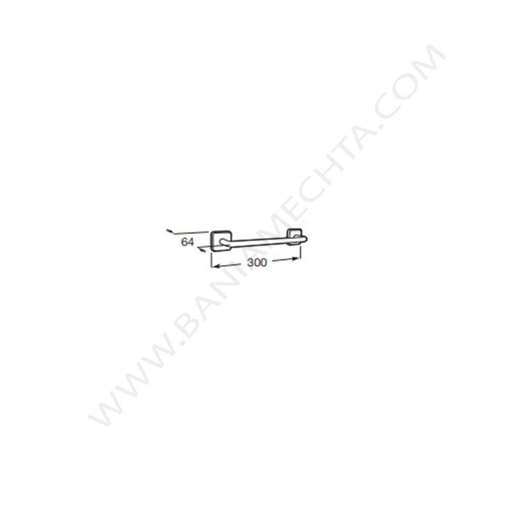 Поставка за хавлия 30 ROCA VICTORIA A816653001