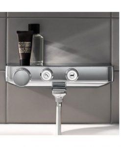 Термостатен смесител за вана GROHE GOHETHERM SMARTCONTROL 34718000