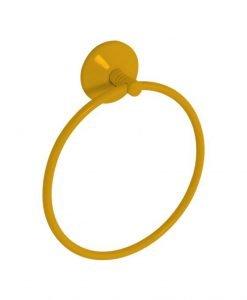 Закачалка за кърпи тип халка жълта модел DUCK