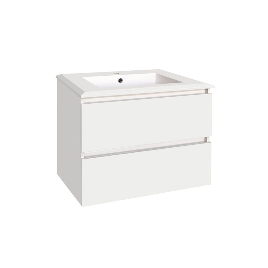 PVC долен шкаф с мивка Веда ICP 7255