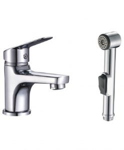 Месингов смесител с хигиенен душ ICF 1411123 ALFI