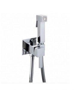Месингов смесител за вграждане с хигиенен душ ICT 3313