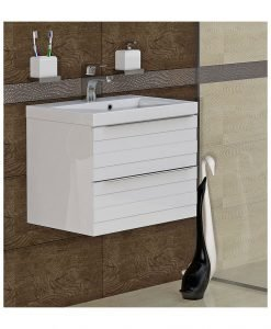 PVC шкаф долна част с мивка модел Тоник