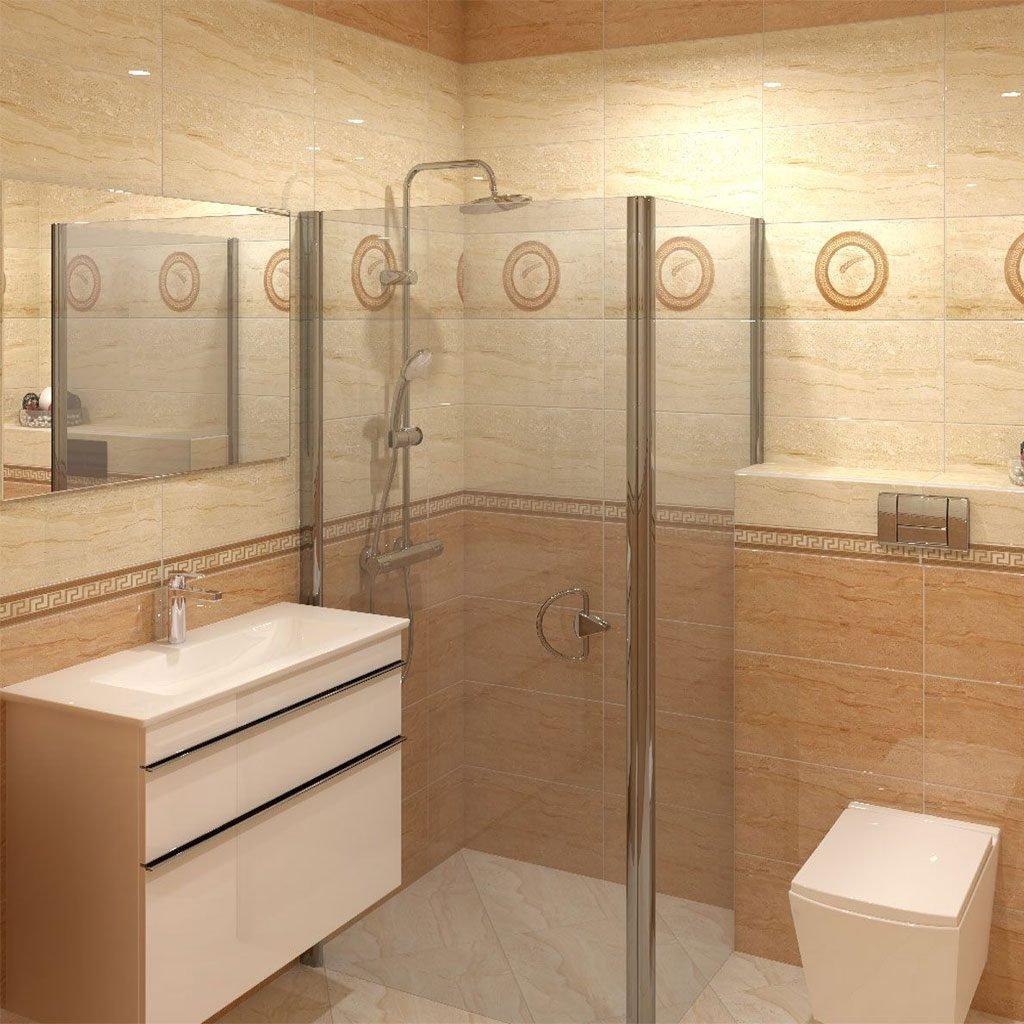 Плочки за баня серия DAHINO CLASSIC 2550