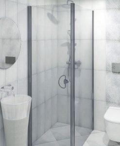 Плочки за баня серия LUCAN WHITE 25*50