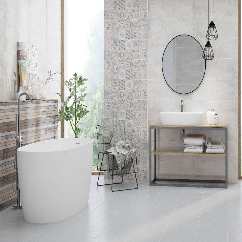 Плочки за баня серия PARIS 2575