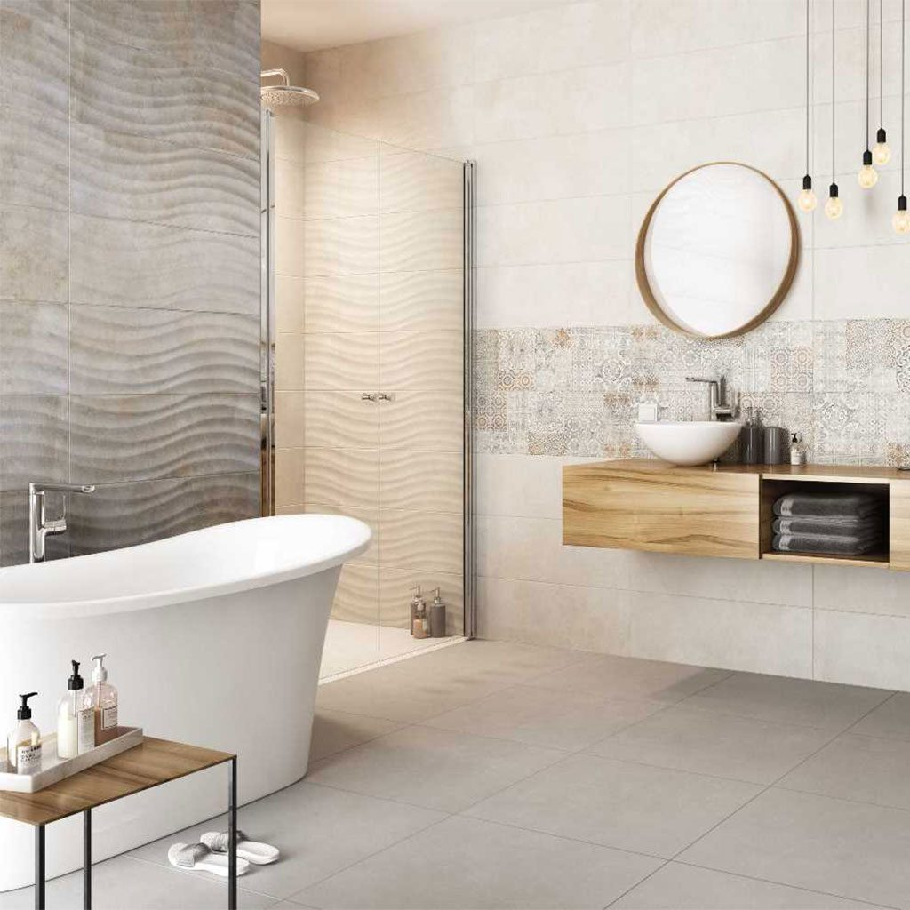 Плочки за баня серия VINCI 2575