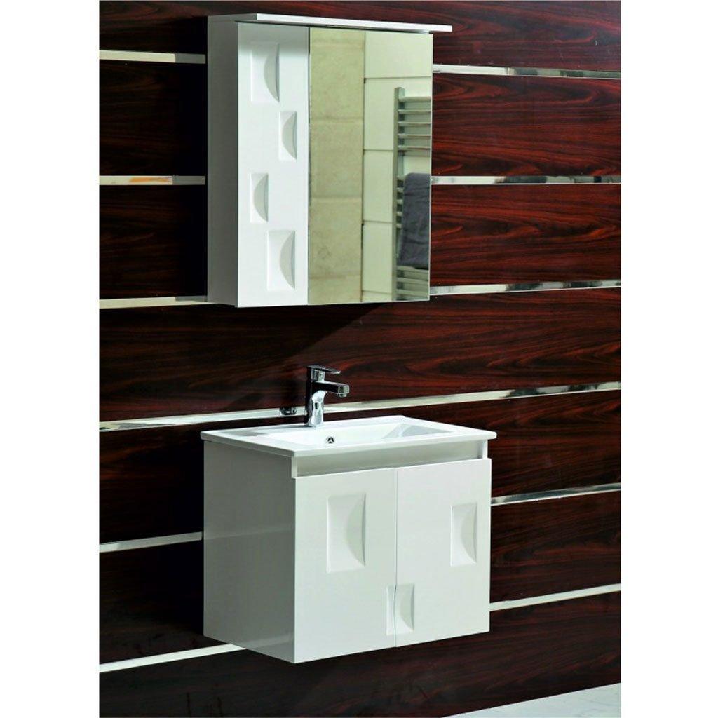 PVC шкаф комплект за баня Дафни 6091