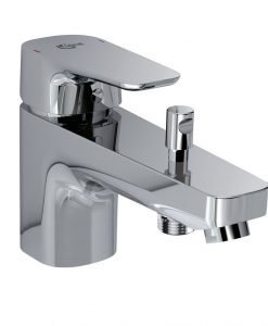 Смесител за мивка с хигиенен душ IDEAL STANDARD CERAPLAN III B0769AA
