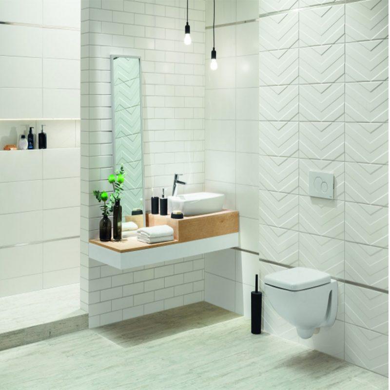 Пет идеи за малка баня!