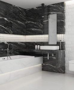 Плочки за баня модел SEZAR 25*75