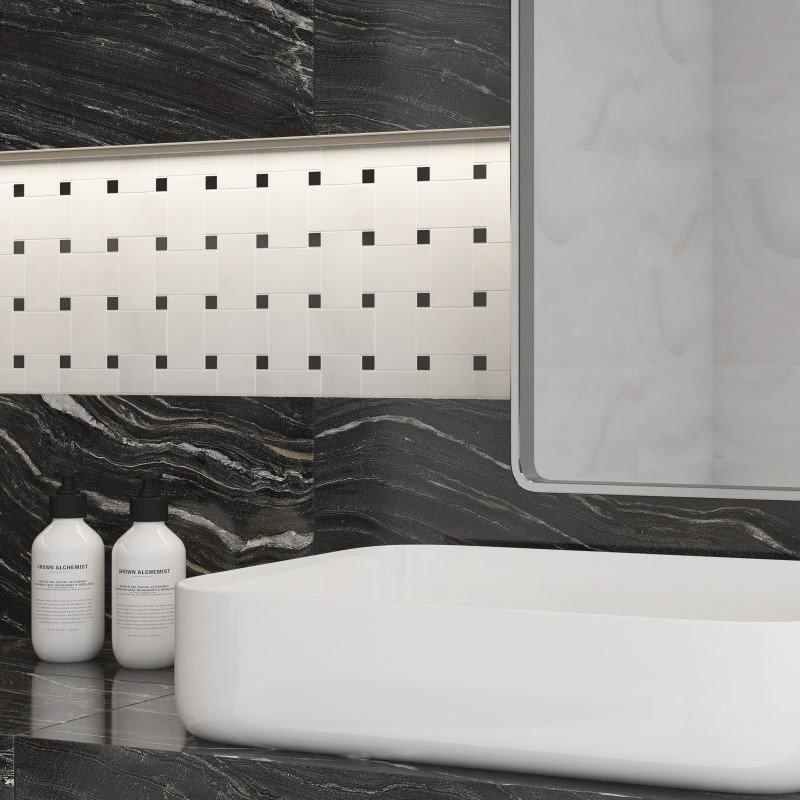 Плочки за баня модел SEZAR 2575