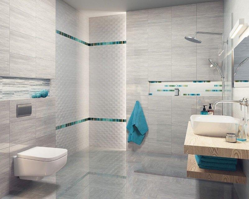 Плочки за баня серия NATI 2540