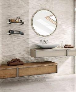Плочки за баня серия OLIMPIA 25*73