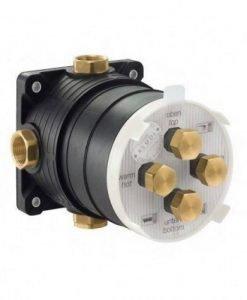 Вграден смесител за вана/душ KLUDI E2 496500575