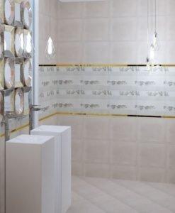 Плочки за баня NOTTE ARENA 33.3*55